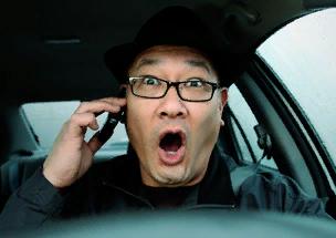 Функции голосового управления автомобилем - звонки