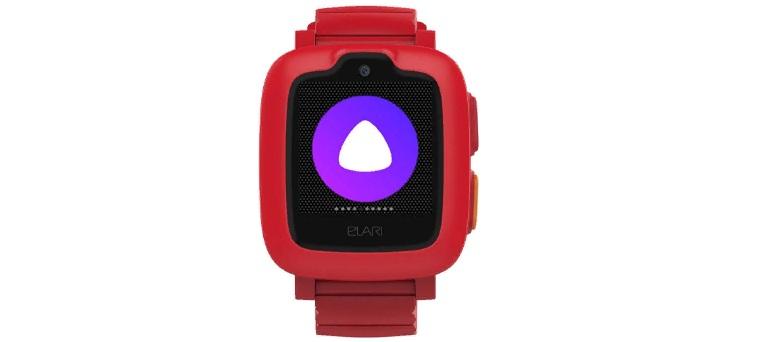Умные часы Elari Kidphone 3G с Алисой